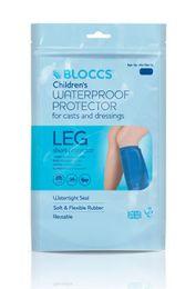 Bloccs zwemhoes/gipshoes kind, onderbeen