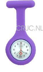 verpleegkundige-horloge-paars